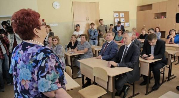 В новосибирском Академгородке отремонтируют сразу две школы