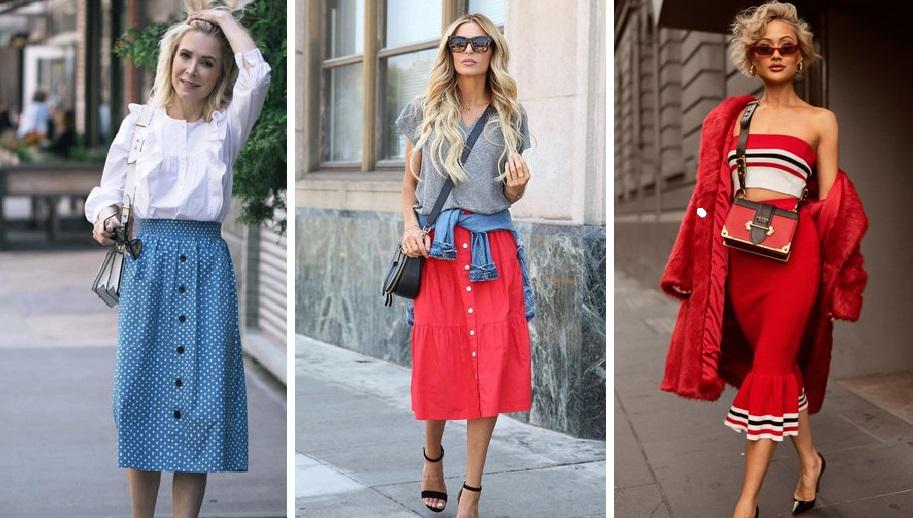 Юбки, которые не оставят равнодушной ни одну модницу: основные тенденции сезона