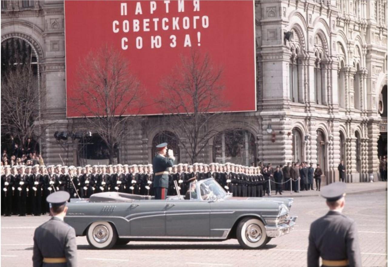 Георг Одднер в Советском Союзе - 6