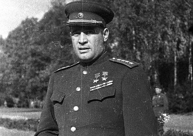 Генерал Черняховский: как погиб талантливый полководец