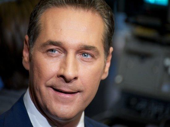 Вице-канцлер Австрии , фото с сайта МК
