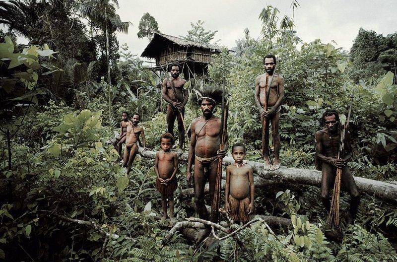 Народ короваи, Индонезия африка, народ, племя, фото, фотограф, фотография, фотомир, фотопроект