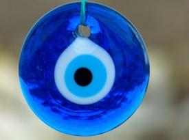 Глаз Фатимы - оберег от сглаза