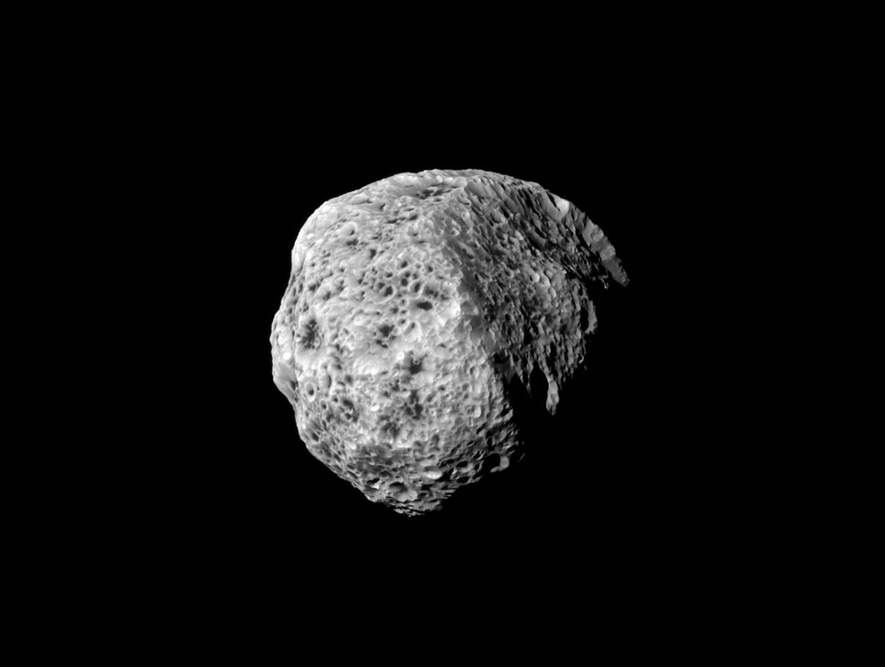 4139 Система Сатурна: октябрь 2011 года