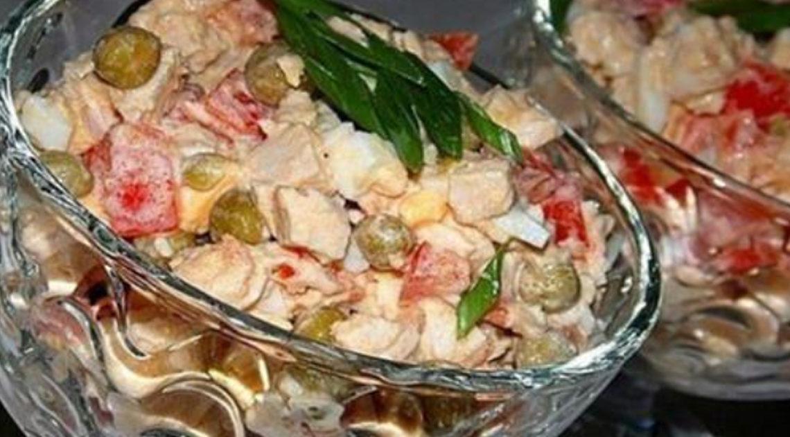 5 топовых рецептов блюд на праздничные деньки