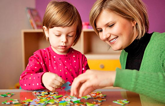 35 игр на развитие мышления ребенка.