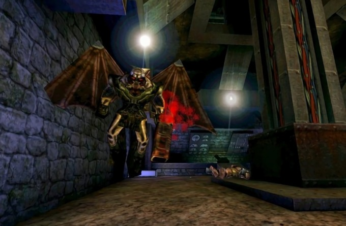 В Steam и GOG стартовала раздача шутера Unreal Gold