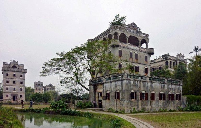 Diaolou08 Мой дом моя крепость