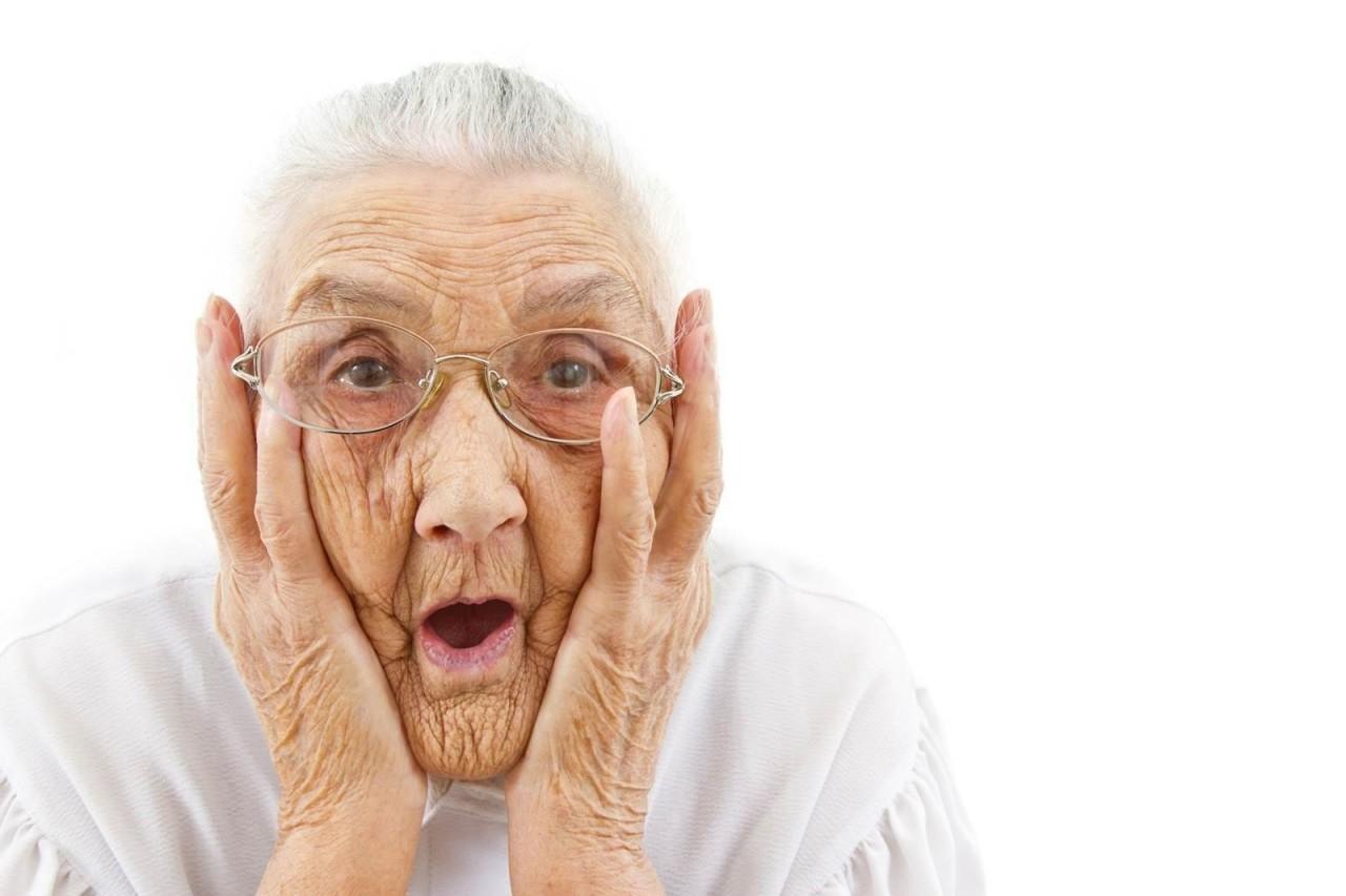 Как бабуля к врачу сходила