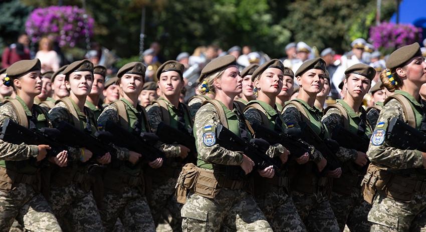 Киев пустит на Украину армии…