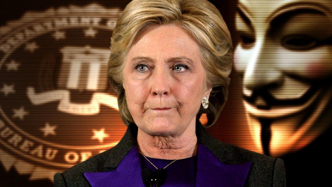 Как патриоты в спецслужбах США избавились от Хиллари Клинтон под чужим флагом