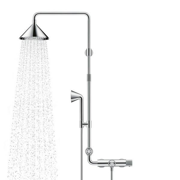 Индустриальный душ