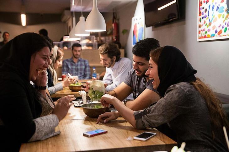 права женщин в иране