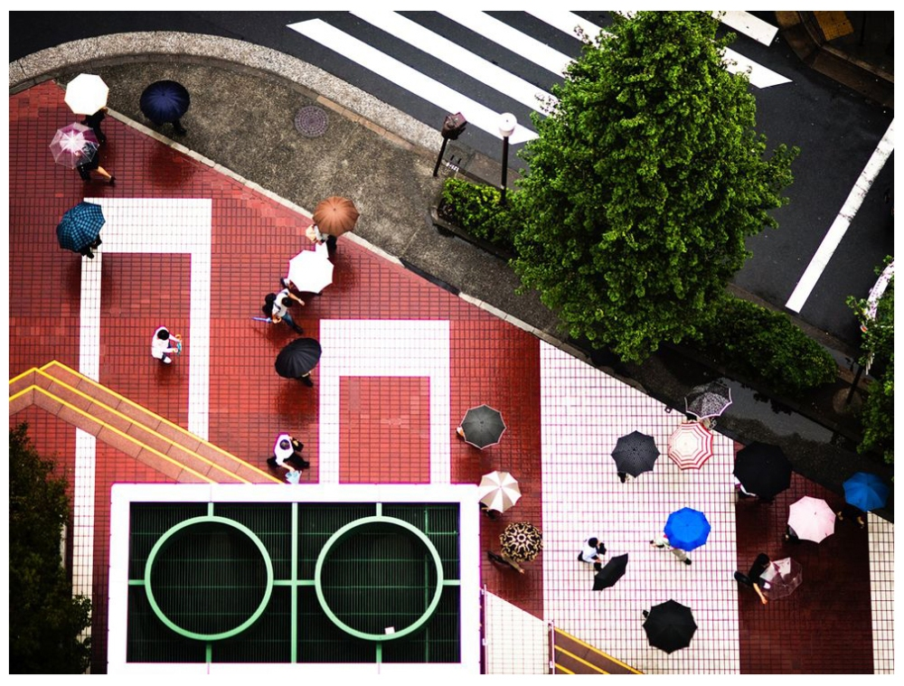 Шедевры от мастеров уличной фотографии: реальная жизнь в каждом снимке 40