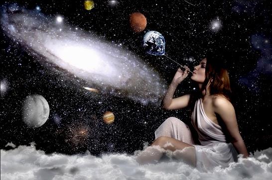 Сum Solus Universi(Наедине со Вселенной)