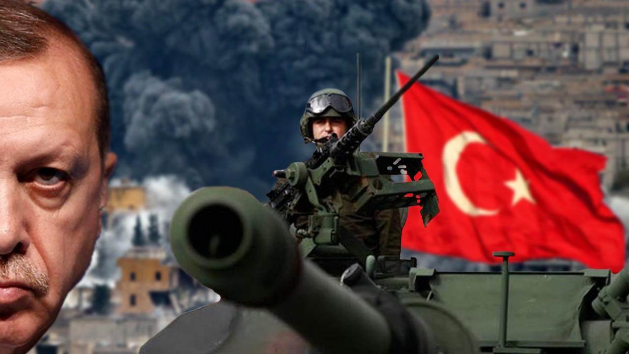 Эрдоган заявил о готовности к масштабной военной операции в Сирии