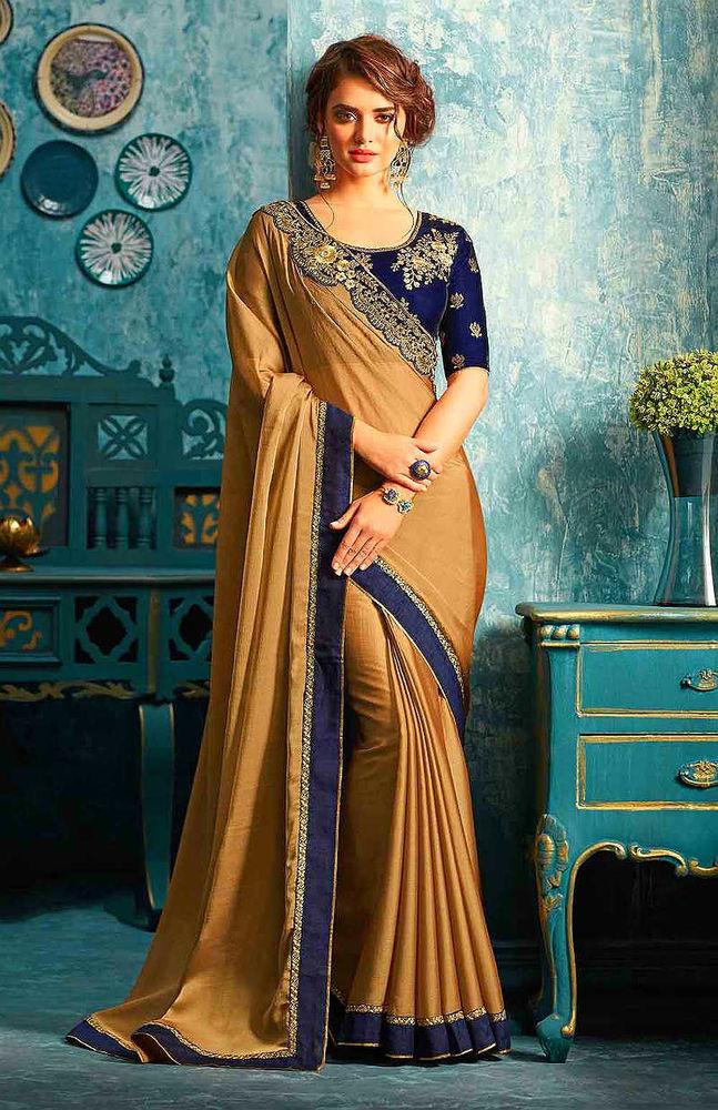 Красивые платья в индийском стиле — достойные богинь, фото № 3