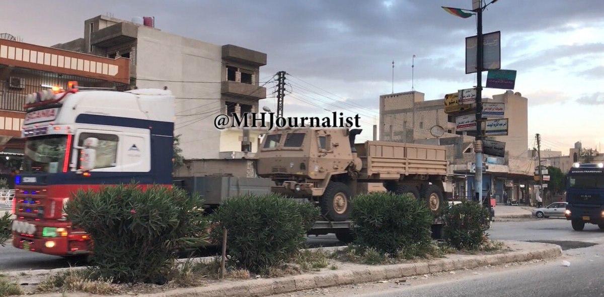 Новости мира: Трамп начал поставки оружия курдам