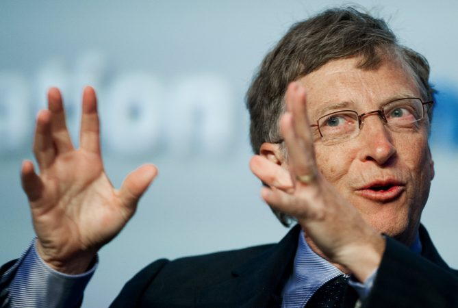 Топ предсказаний от Билла Гейтса