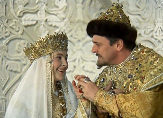 Быть русской царицей. Кто бы…