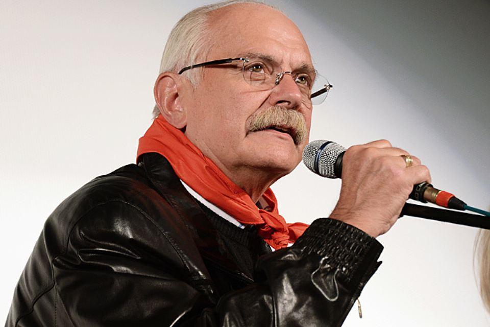 Михалков: Выступление школьника в бундестаге - это заговор, ну не бывает так