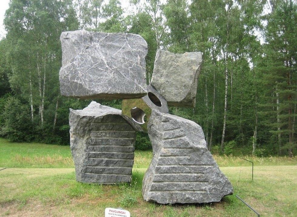 Парк Европы: уникальное культурная достопримечательность Литвы