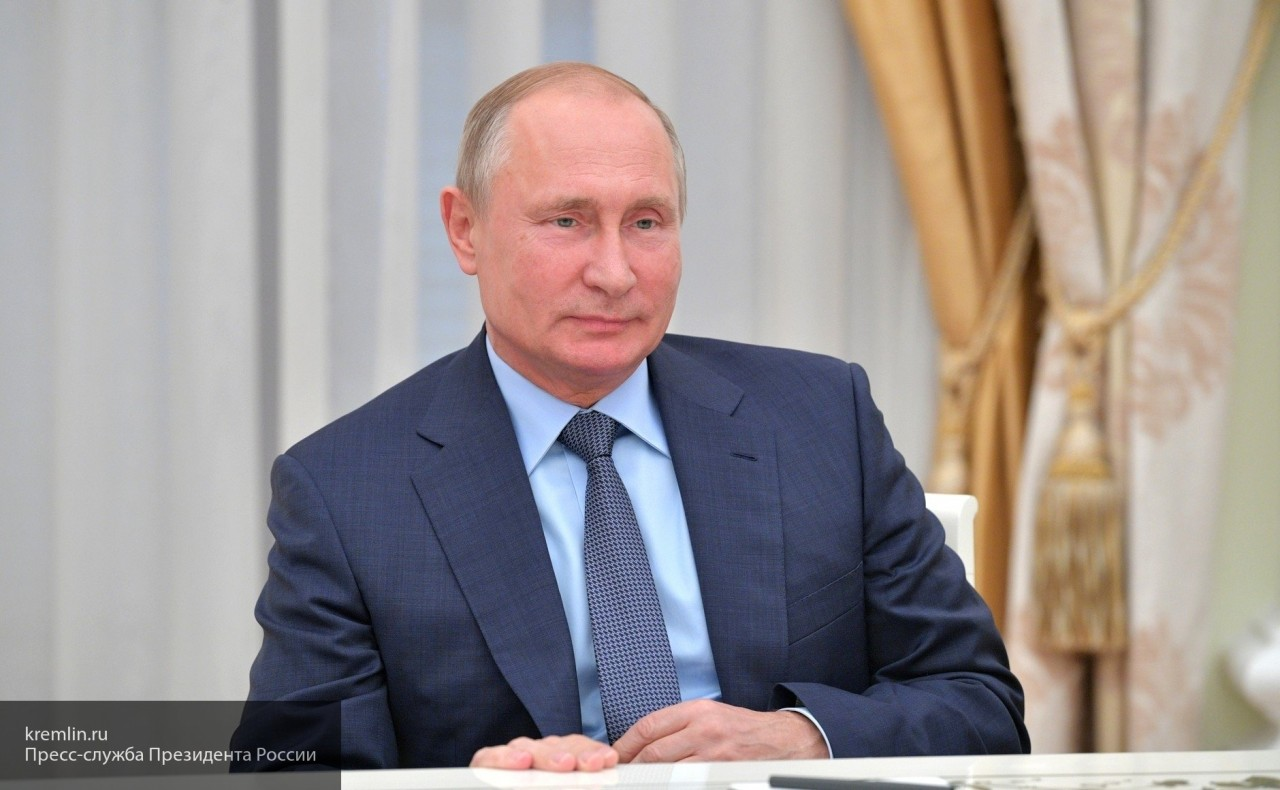 Владимир Путин подписал зако…