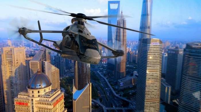 Крылатый вертолёт от Airbus: быстрее, выше, мощнее