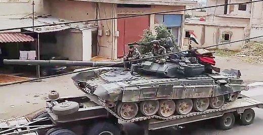 Как отреагирует Москва на войну между Сирией и Израилем