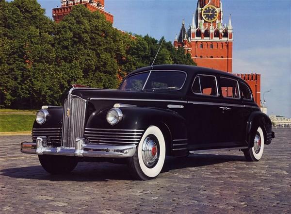 ЗИС-110 – первый послевоенный правительственный автомобиль. Источник фото: Justdrive