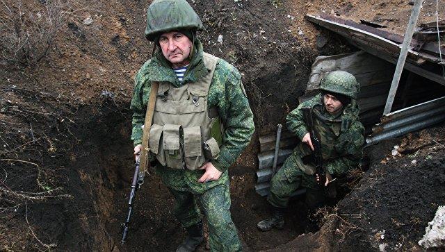 В ДНР эвакуировали тела двух украинских диверсантов, погибших в мае