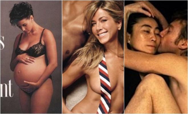 Самые знаковые пикантные фото знаменитостей в истории