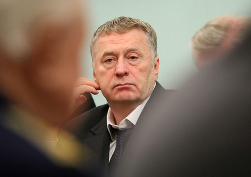 Жириновский в детстве стал жертвой насильника