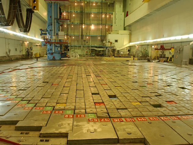 Технологиями первой в мире плавучей АЭС заинтересовались за границей