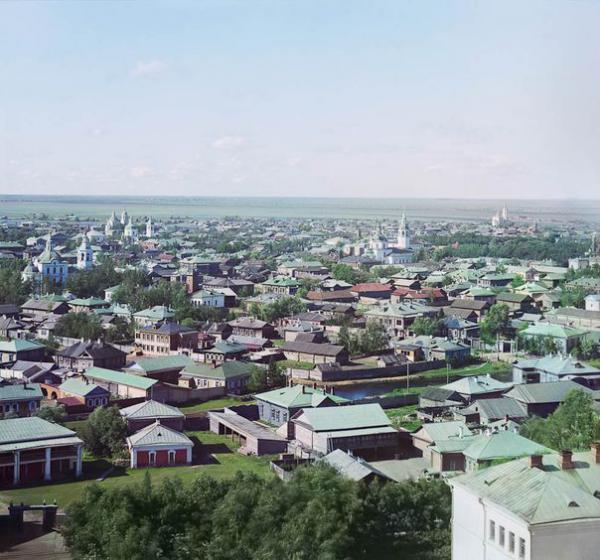 Российская империя (цветное фото)