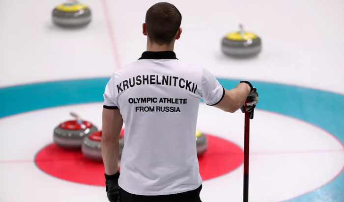 Кёрлингист Крушельницкий вернёт олимпийскую медаль