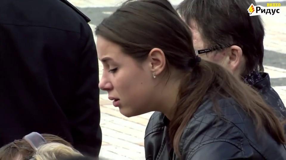 Видео: с погибшими при напад…