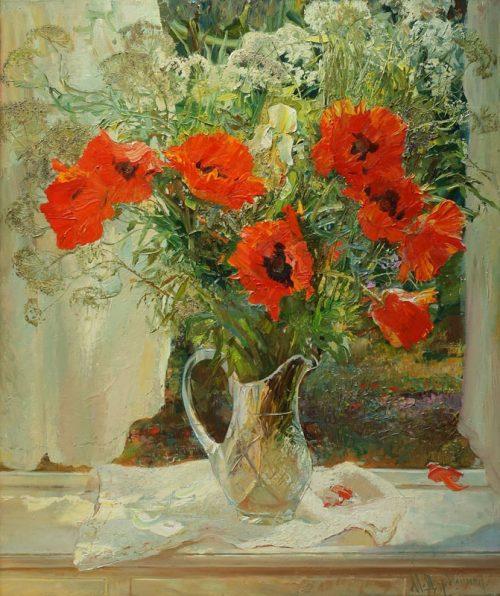 художник Мария Щербинина картины – 27