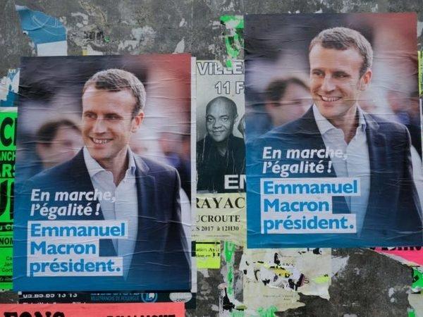 Макрон избран новым президентом Франции