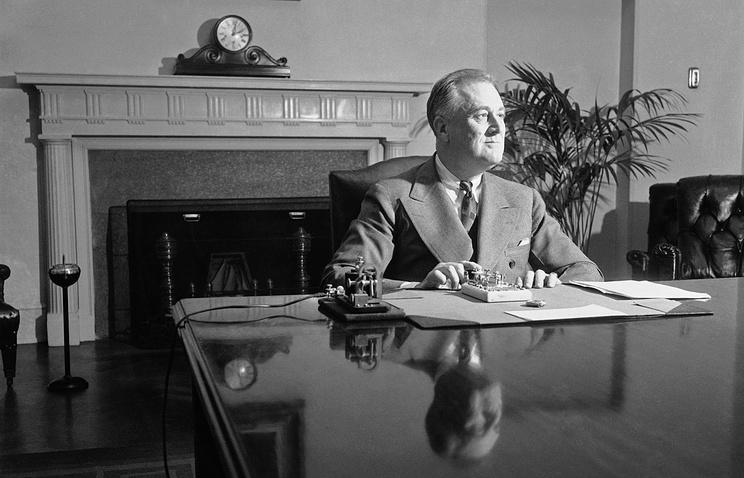 Почему в Крыму по-особенному уважают Рузвельта