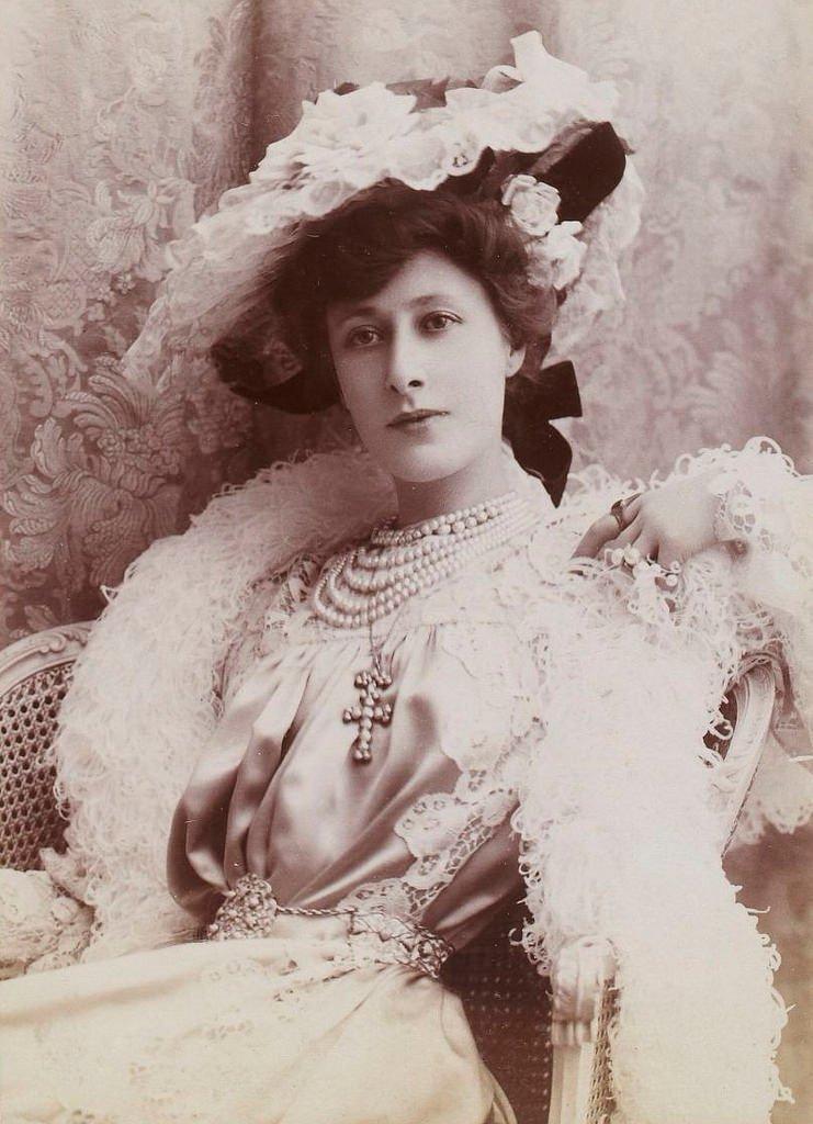 Лиана де Пужи королева галантного света женщины, интересное, исторические фото, история, куртизанки, факты, фото