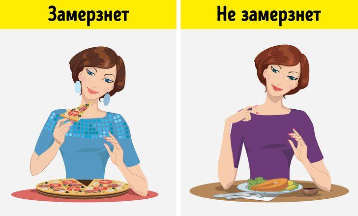 Признаки того, что организму позарез нужны жиры