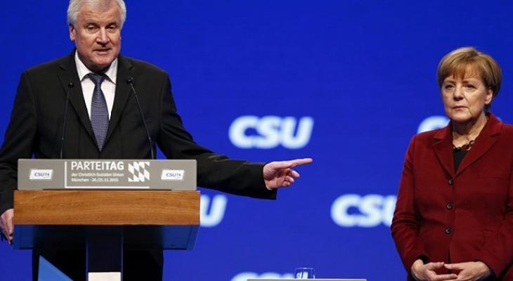 Меркель нанесли удар: глава …