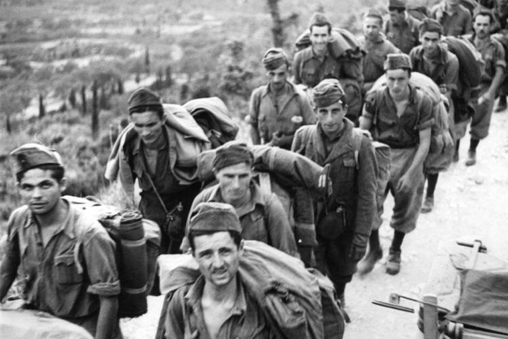 Итальянская трагедия (Вторая мировая война, нацизм)