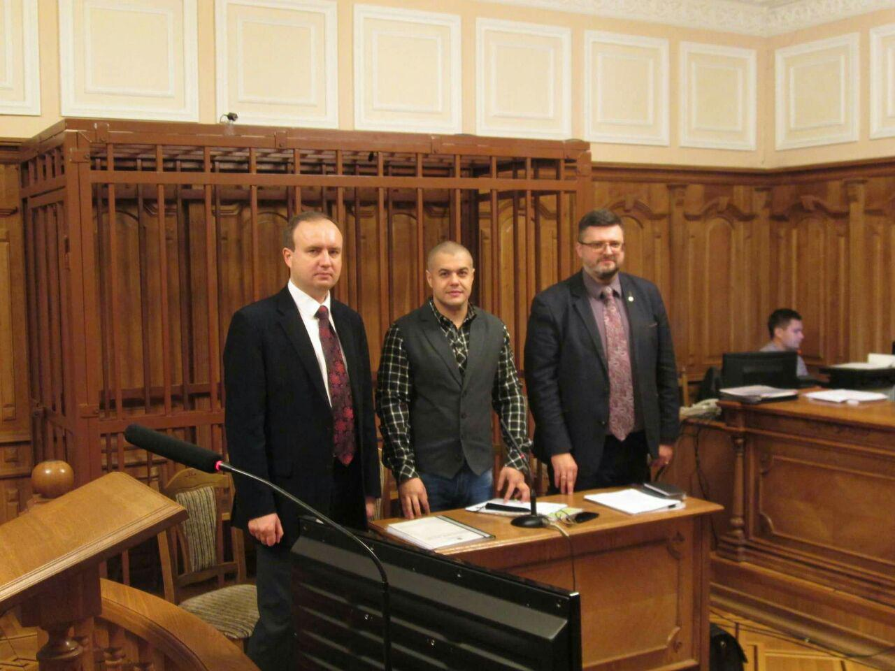 Адвокат Андрей Гожый: «Права человека в этой стране закончились»