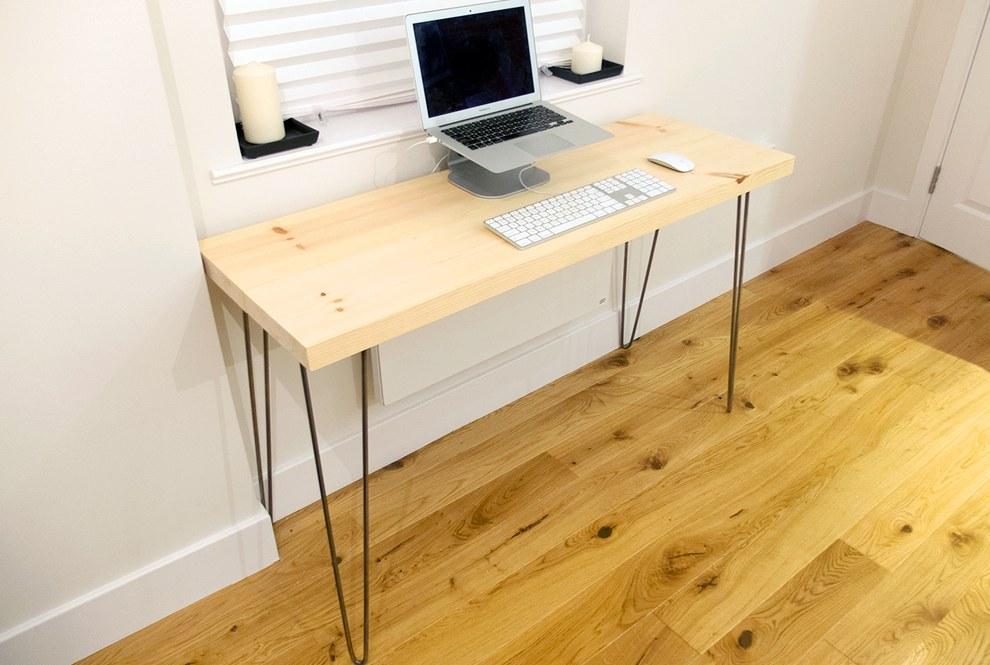 Как самому сделать стол письменный