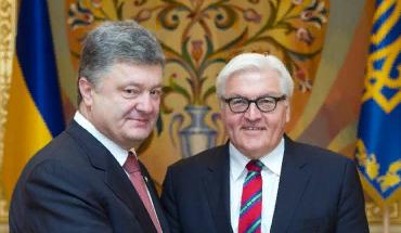 «Прилетит вдруг волшебник... Не прилетит»: в Киеве разочарованы визитом президента Германии