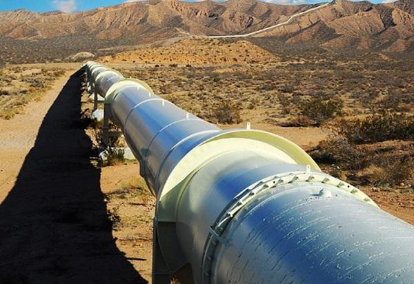 Новый мексиканский газопрово…