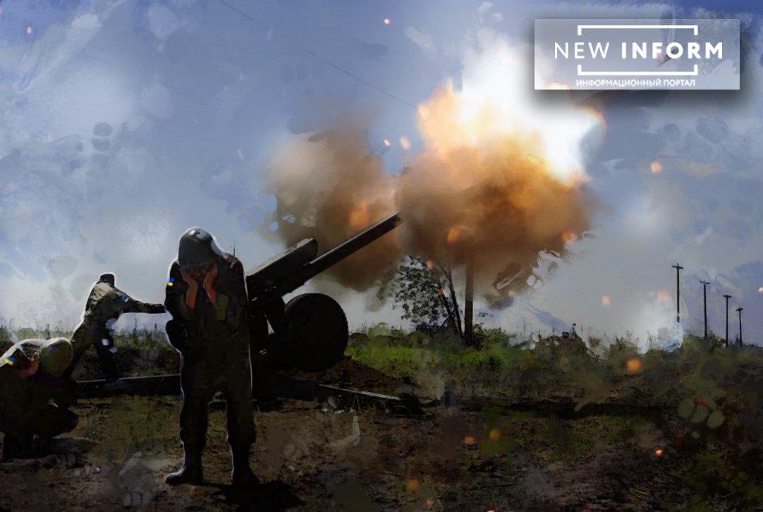 Контратака ополчения: украинские силовики встретились с отпором ЛНР и ДНР