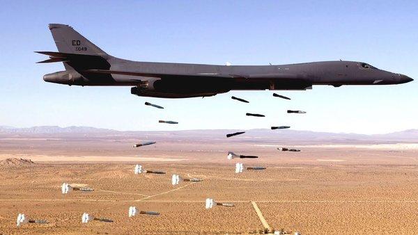 США за день лишились половины стратегических бомбардировщиков-ракетоносцев